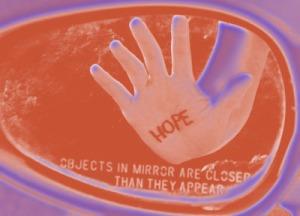 Hope hand mirror2