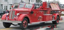 1920s Fire truck