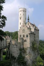 castle Lichtenstein-Baden Würtemberg