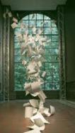 paper in wind