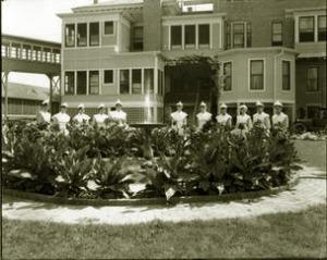 St. Joseph Sanitarium, Albuquerque, NM; 1920's