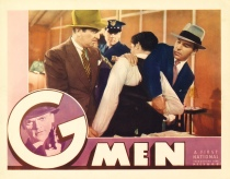 G-men Poster