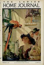 1920 Home Journal Parrot