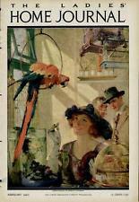 1920 Home Journal Parrot