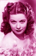 Young Lucille Ball