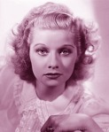 Lucille Ball teenaged 1