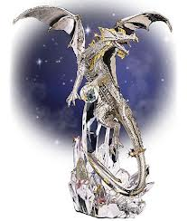 Dragon sculpture by Whelan