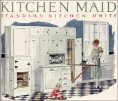 Kitchen Maid : Kitchen Maid ad