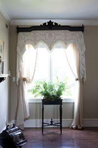 Sunny lace window