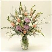 Victorian wild flowers