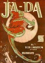 1920s Ja-Da Parrot