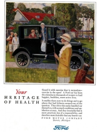 1925 Model-T ad