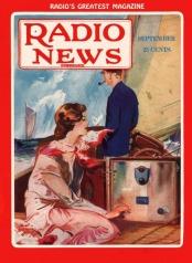 1929 Radio News Sept