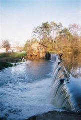 Dews Pond Gristmill, GA