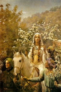 John_Collier_Queen_Guinevre's_Maying