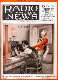 1920 Radio News