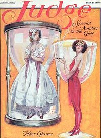1920s Judge Hourglass
