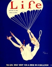 1920s Life parachute