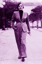 1920s womens pant suit