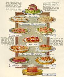 1920s Catering Menu-1