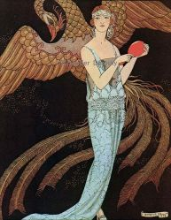 1920s Flapper n Phoenix