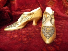 1923 Evening Shoes