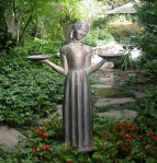 Bird Girl Midnight in the Garden of Good and Evil
