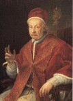 15th centruy Pope