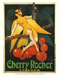 1922 Cherry Rocher