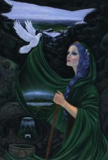 Artist, Cheryl Rose Hall