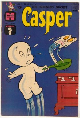 Casper cooking