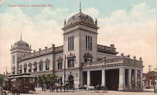 Union Station Savannah, GA