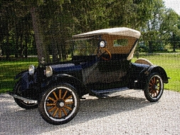 1921 Dodge Raodster