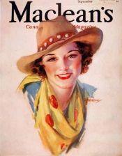 1933 Macleans
