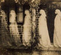 Vintage ghosts several