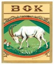 Vintage Goat Ad