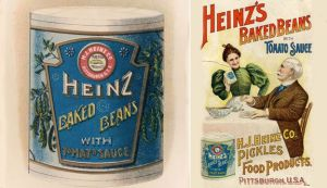 Heinz baked beans ad