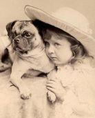 Pug Girl hat
