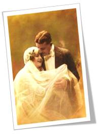 1920s Bride n Groom 2