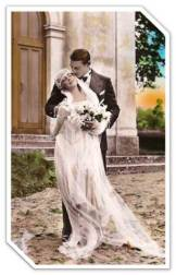 1920s Bride n Groom
