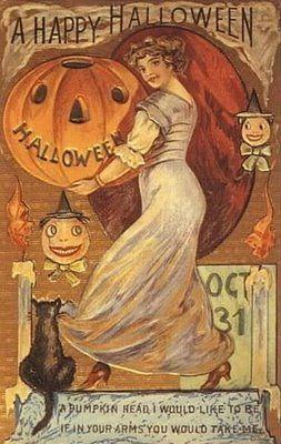 Happy Halloween and Happy NaNoWriMo (1/4)