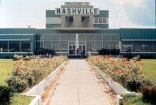 1970 Metropolitan Nashville Airport, Berry Field
