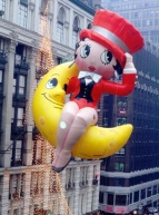 Betty Boop Macy's Thanksgiving Day Parade 1988