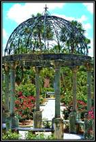 Ca'd'Zan Garden