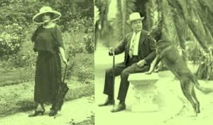 Mabel and John Ringling