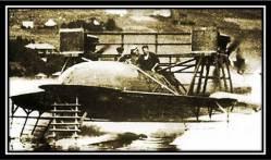 Forlanini hydrofoil