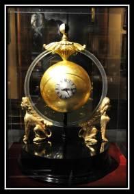 Drebbel Perpetual Motion Clock