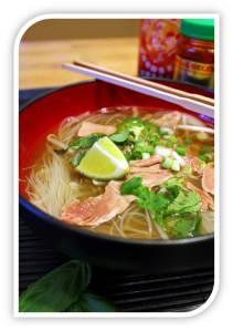 Pho-bo Soup