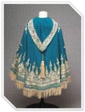 Victorian child cape