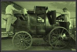 Victorian Coach